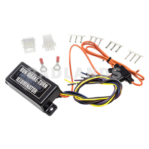 Badlands Hard-Wired Illuminator™ (RUN-BRAKE-TURN with LEQ