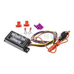 Metric Hard Wire Illuminator