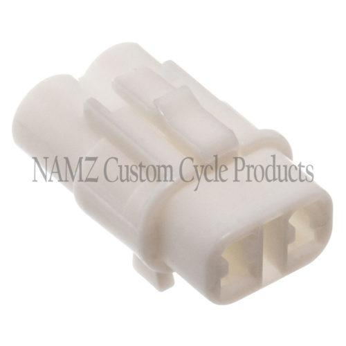 MT Series 2-Pin Female Connector