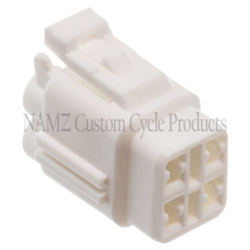 MT Series 4-Pin Female Connector