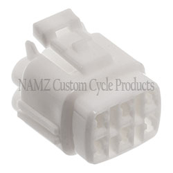 MT Series 6-Pin Female Connector