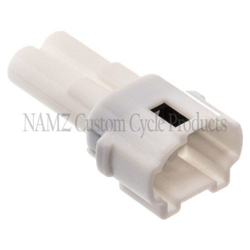 MT Series 2-Pin Male Connector