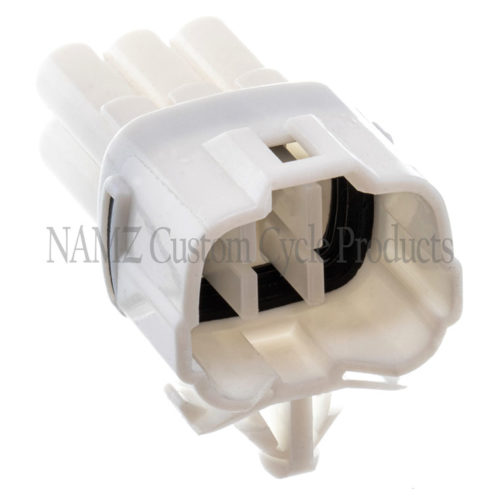 MT Series 6-Pin Male Connector