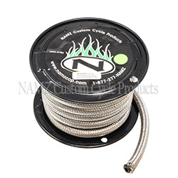 Stainless Steel Fuel & Oil Hoses