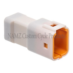 JST 6-Position Male Connector