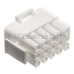 AMP Mate-N-Lock 15-Wire Plug Connector