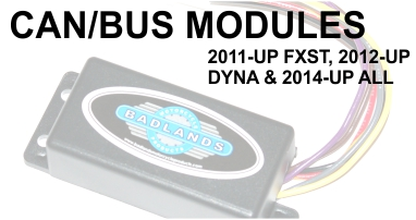 Badlands CAN - Bus Modules