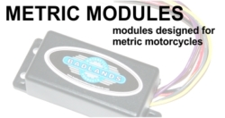 Badlands Metric Bike Modules