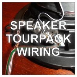 OEM Speaker & Tourpack Harnesses