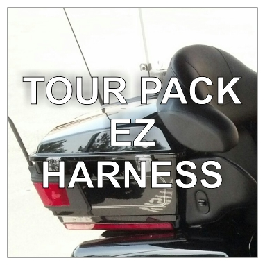 Tour Pack EZ Harnesses