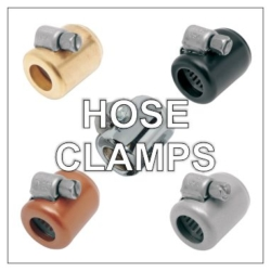 Colored Hose Clamps