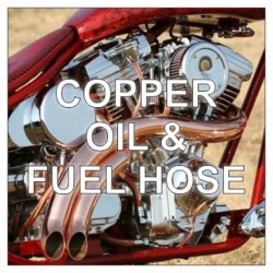 Copper Fuel & Oil Hoses
