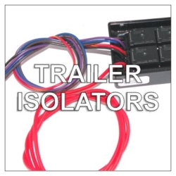 NAMZ Trailer Isolators