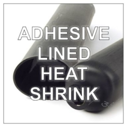 Adhesive Lined Heat Shrink