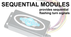 Badlands Sequential Turn Signal Modules