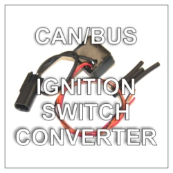 CAN/Bus Ignition Switch Converter Module