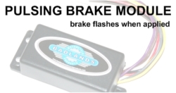 Badlands Pulsing Brake Module