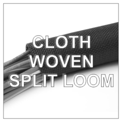 Cloth Woven Split Loom