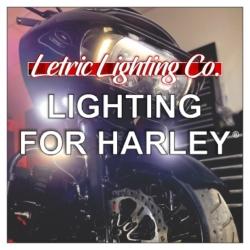 Lighting for Harley