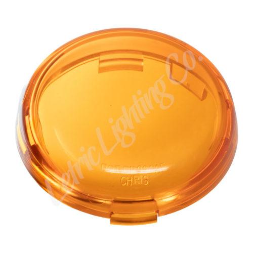 Amber Bullet Turn Signal Lenses