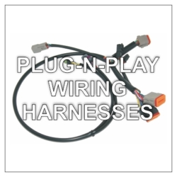 Plug-N-Play Harnesses