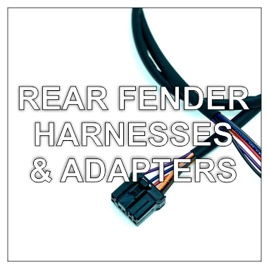 Rear Fender Harnesses & Adapters