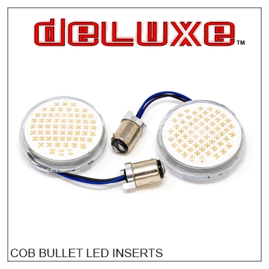Deluxe LED Turn Signal Inserts