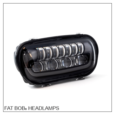 Fat Bob® Headlights