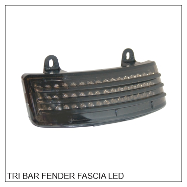 Fender Fascia Tri-Bar LED