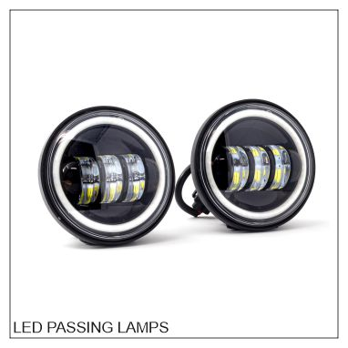 LED Passing lights for Indian