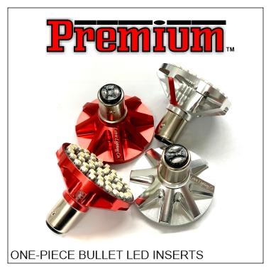 Premium LED Turn Signal Inserts