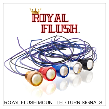 Royal Flush Universal LED's