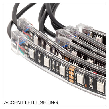 Universal LED Accent Lighting