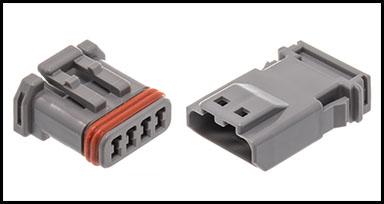JAE MX-1900 Series Connectors