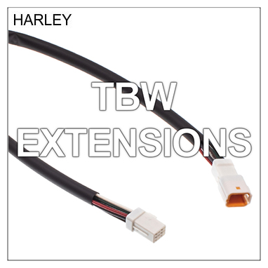 Throttle-by-Wire Extension Harness Kits