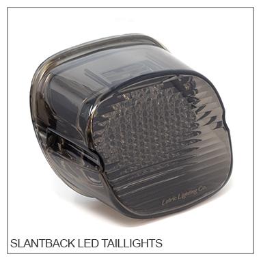 Slantback LED Taillights