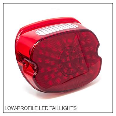 Slantback Low Profile LED Taillights