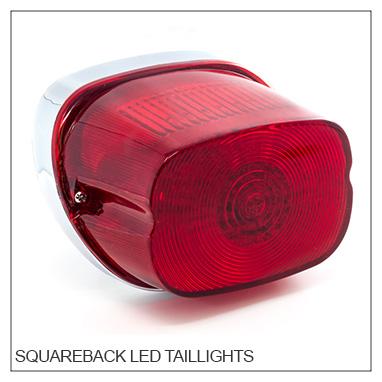 Squareback LED Taillights